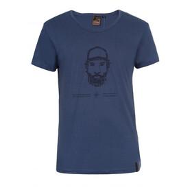 Icepeak Leif Miehet Lyhythihainen paita , sininen